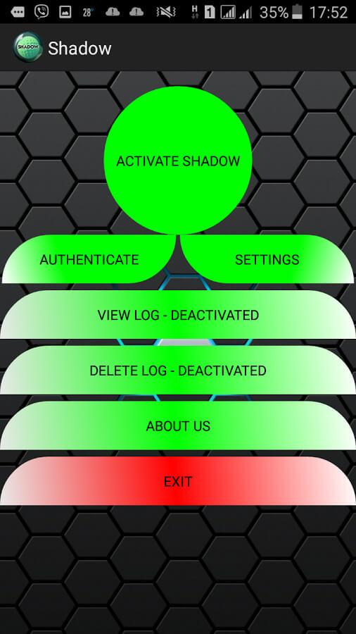 shadow keylogger for android 1
