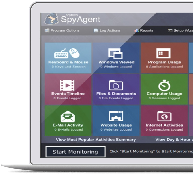 cloud reporting remote keylogger